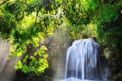 Водопад Канчанабури
