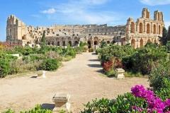 Амфитеатр в Эль-Джеме